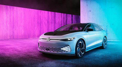 Volkswagen ID. Space Vizzion Concept, el futuro familiar eléctrico de la marca