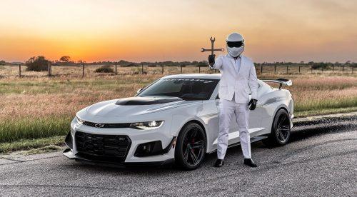 El Hennessey Resurrection transforma el Camaro en una bestia de 1.200 CV