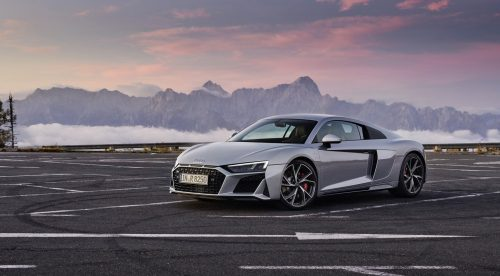 El Audi R8 de tracción trasera es su versión más accesible