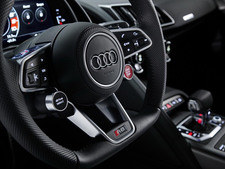 Audi R8 de tracción trasera