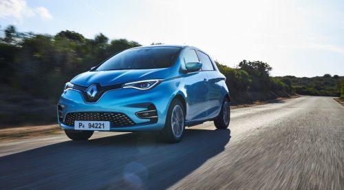 El Renault Zoe se venderá en España por menos de 22.000 euros