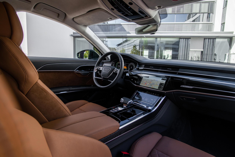 Audi A8 60 TFSIe quattro