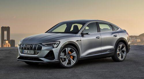 El segundo eléctrico de Audi alcanza los 446 kilómetros de autonomía