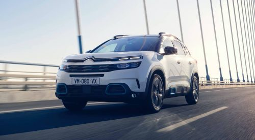 El Citroën C5 Aircross Hybrid aúna confort, tecnología y eficiencia