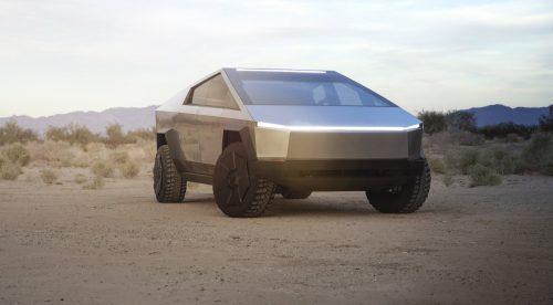 Tesla Cybertruck, un 'pick-up' futurista con 800 kilómetros de autonomía