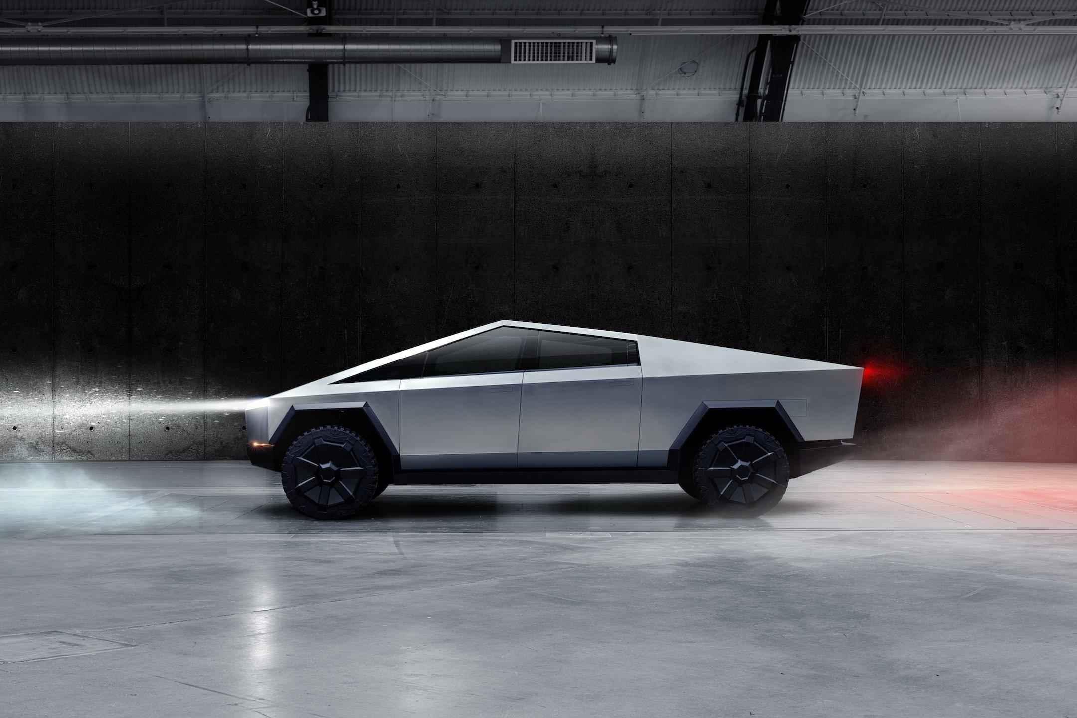 Todos los detalles del Tesla Cybertruck
