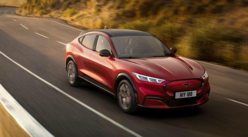 Ford desafía a Tesla con el Mustang Mach-E, su primer SUV eléctrico