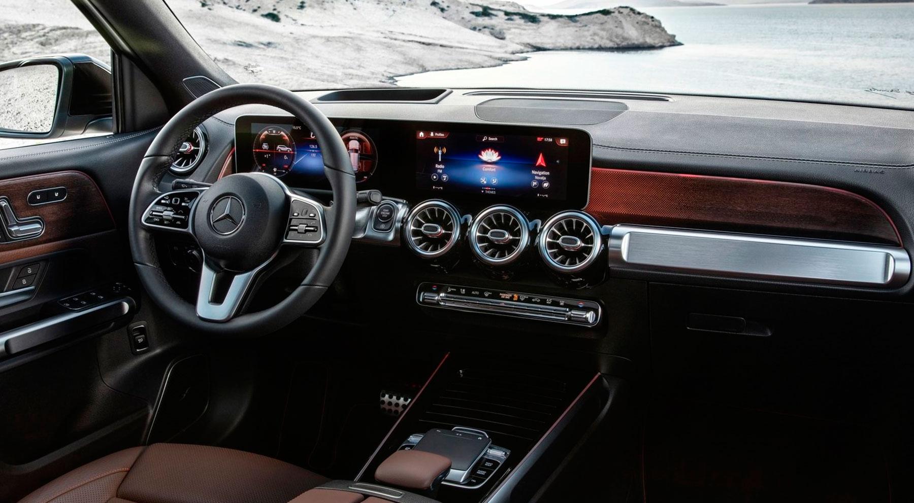 Todos los detalles del GLB, el nuevo SUV de Mercedes-Benz