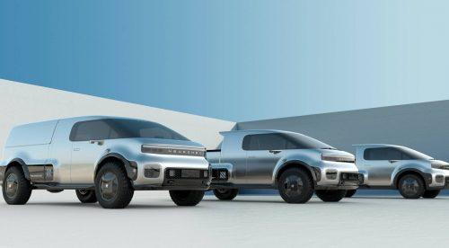 Neuron EV prepara un 'pick-up' y un camión eléctricos inspirados en Tesla