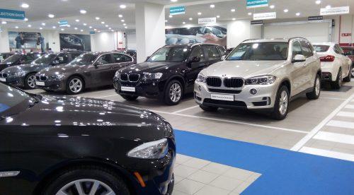 Se venden menos coches usados y muy antiguos