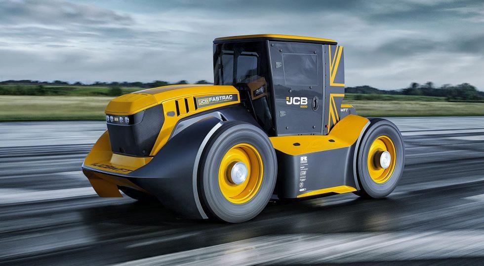 tractor más rápido