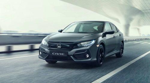 El Honda Civic mejora el equipamiento y el interior para 2020