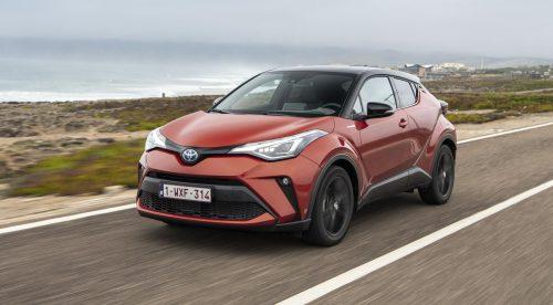 El Toyota C-HR, que estrena motores, se pone a la venta desde 25.050 euros