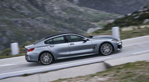 El BMW Serie 8 Gran Coupé crece para ganar polivalencia