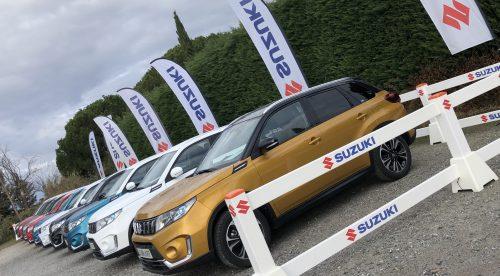 Suzuki hace de la eficiencia una buena causa