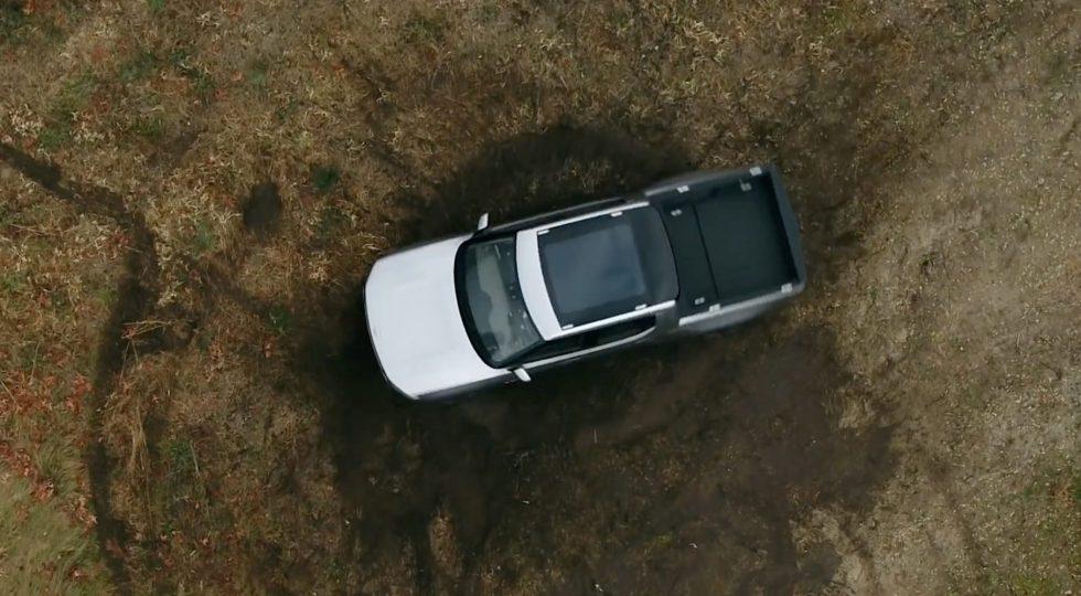 pick-up eléctrico de Rivian