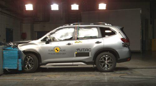 El último test Euro NCAP de 2019 analiza 12 vehículos