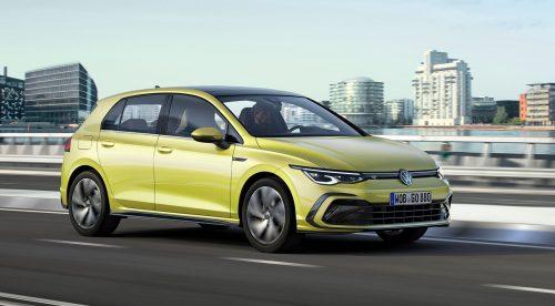 Todo lo que tienes que saber del nuevo Volkswagen Golf