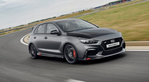 El exclusivo Hyundai i30 N Project C se venderá por 51.350 euros