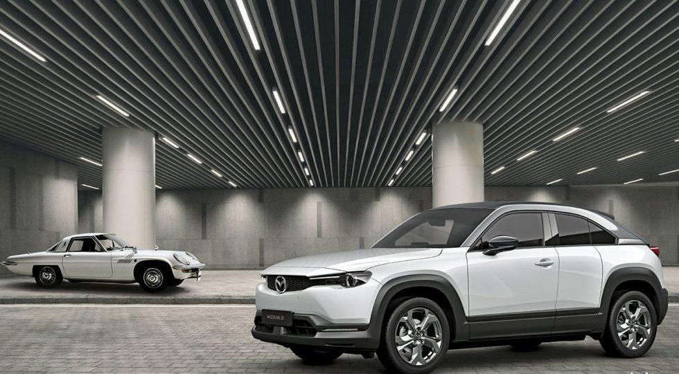 Mazda aniversario