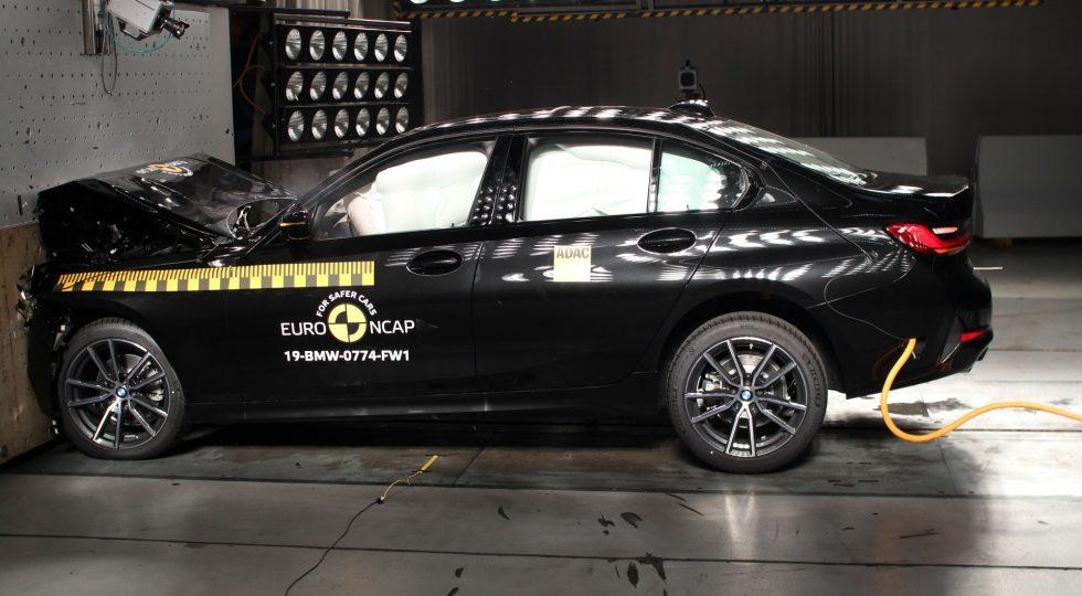 BMW Serie 3 y Tesla Model 3