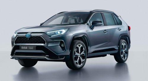 Así son los nuevos híbridos enchufables de Toyota y Lexus