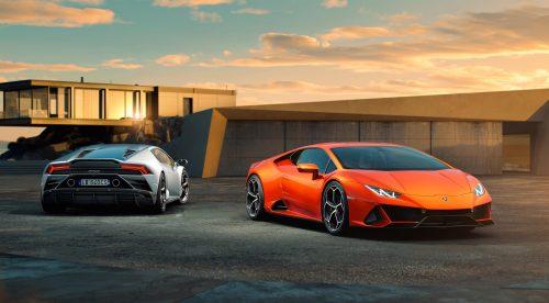 Lamborghini es la primera marca que integra Alexa de serie en sus coches