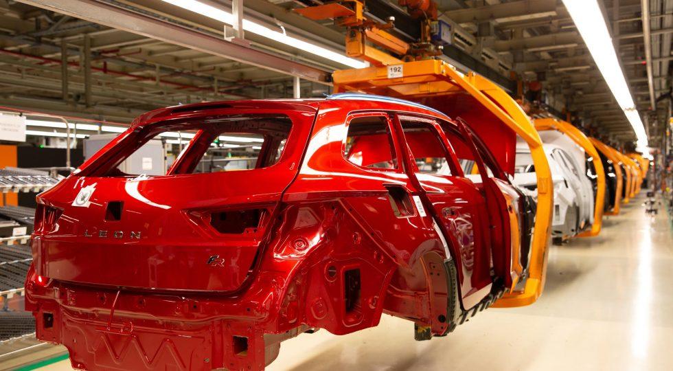 como se fabrica un coche