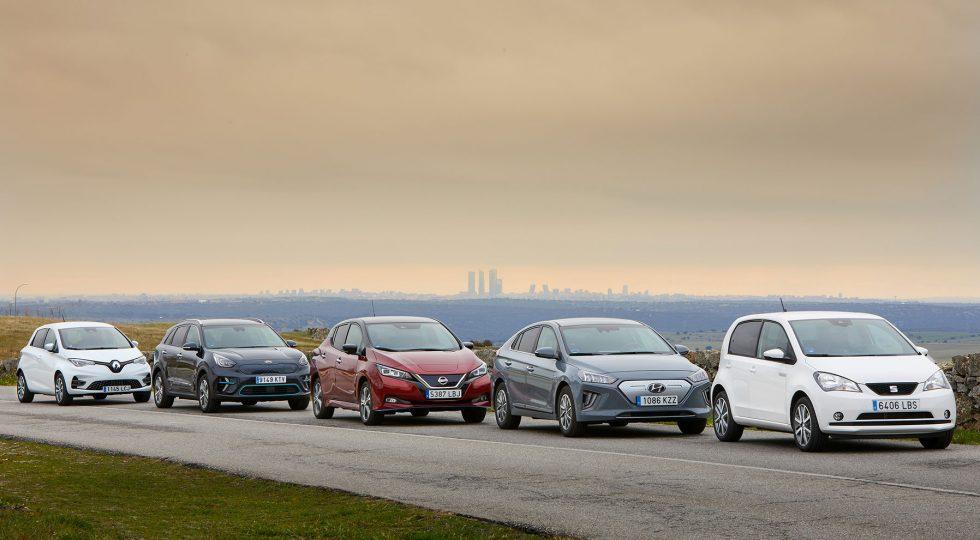 Los mejores coches eléctricos populares, a examen
