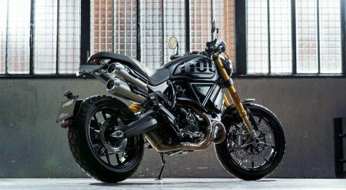 Ducati amplía la gama Scrambler con las PRO y Sport PRO
