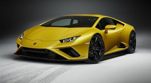El Lamborghini Huracán EVO se pasa a la tracción trasera