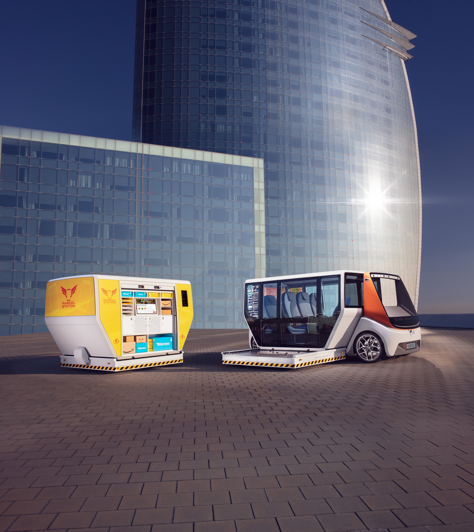 Rinspeed MetroSnap Concept