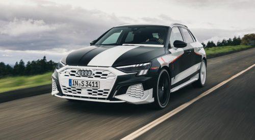 Audi muestra el S3, la versión más deportiva del nuevo A3