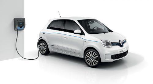 El Renault Twingo se convierte en un urbanita eléctrico