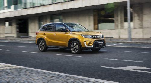 El Suzuki Vitara es ahora más eficiente que nunca