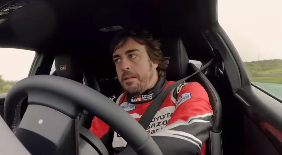Fernando Alonso Estoril