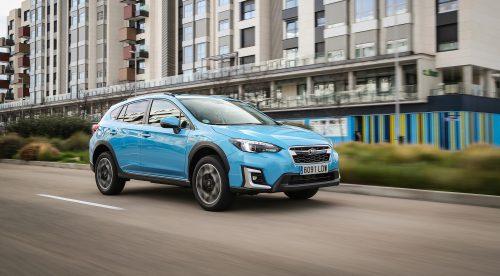 Subaru XV ecoHybrid: mayor eficiencia con la misma efectividad