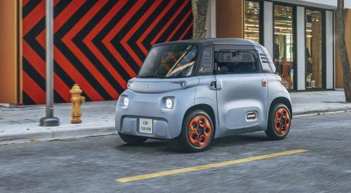 Citroën Ami: un coche eléctrico sin carnet y desde 6.000 euros
