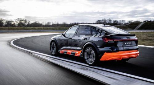 Las funciones mágicas de la nueva tracción 4×4 eléctrica de Audi