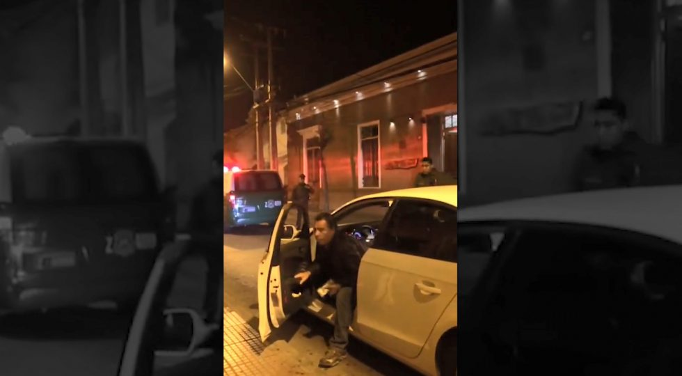 Video conductor borracho
