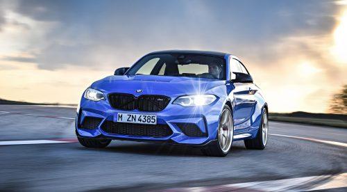El BMW M2 CS llega con 450 CV y un precio de 103.900 euros