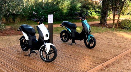 Peugeot e-Ludix, un ciclomotor eléctrico y asequible para la ciudad