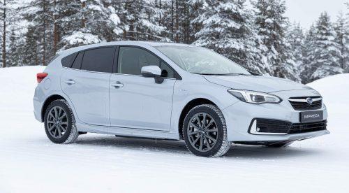 El Subaru Impreza ahora también será híbrido