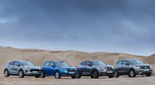 Comparativa: ¿cuál es el mejor SUV pequeño del mercado?