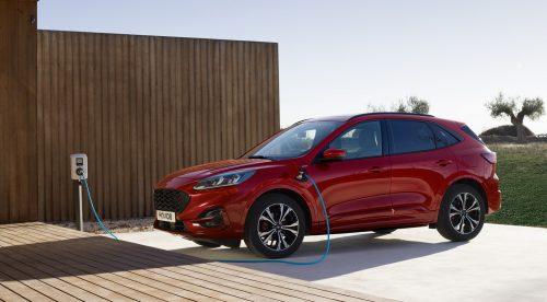 Ford mira al futuro con su ofensiva de electrificación