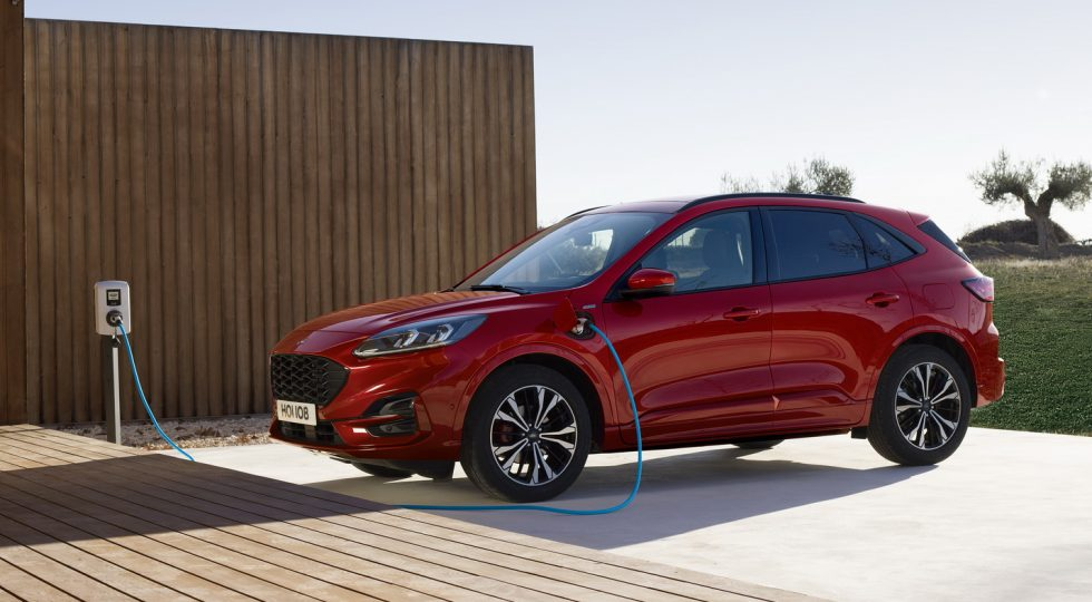 Ford electrificado