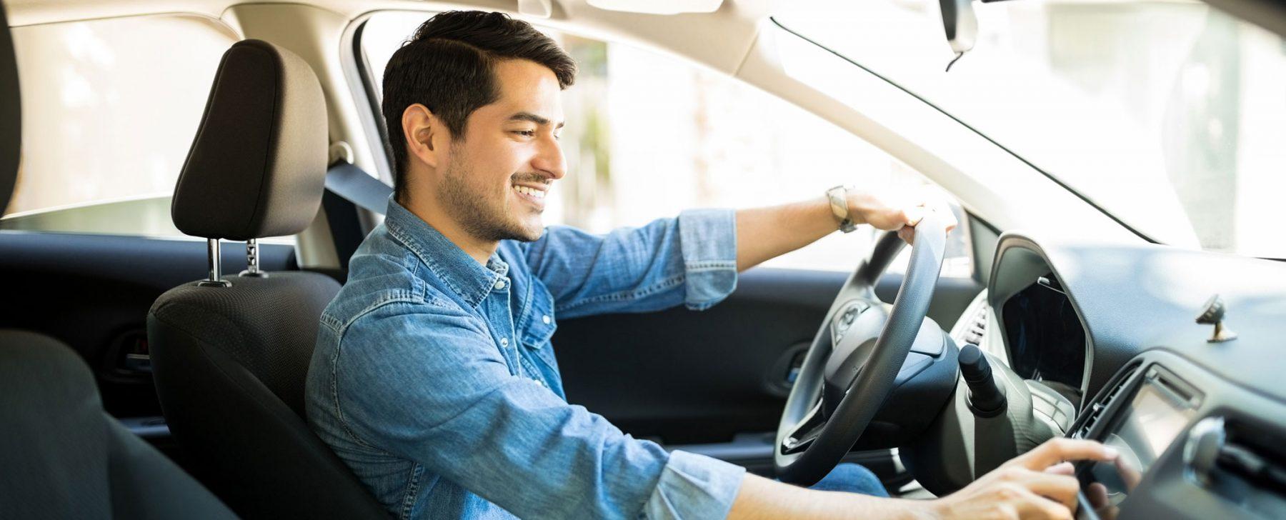 Informe sobre la juventud al volante
