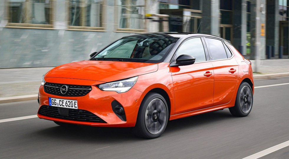 Opel Corsa e precio