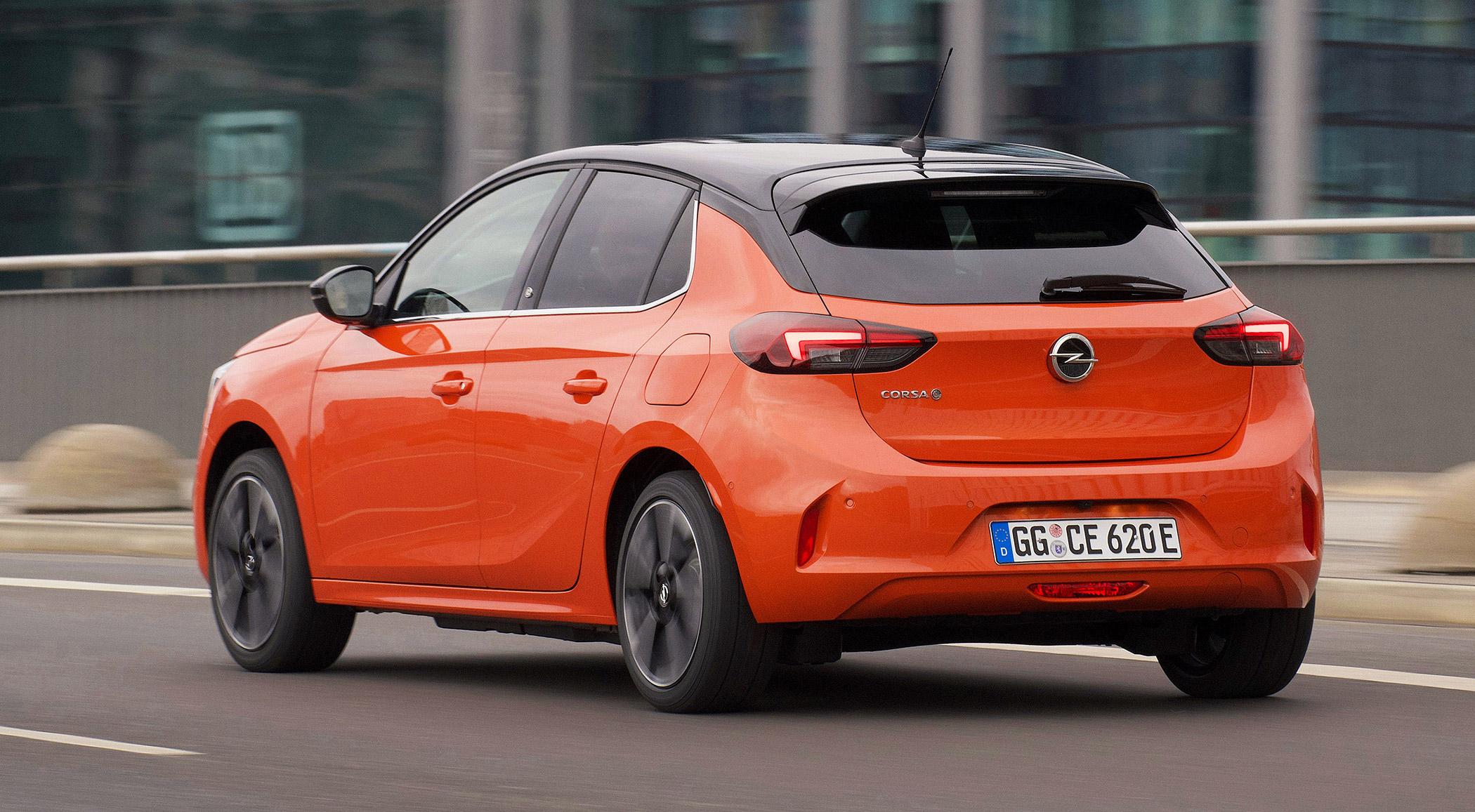 Los detalles del primer Opel Corsa a pilas
