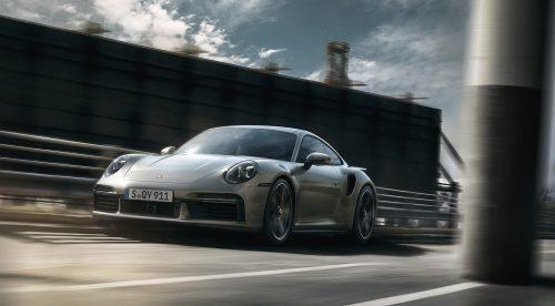 El nuevo Porsche 911 Turbo S es el más potente de la historia